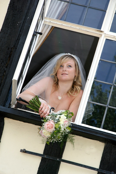 wedding photography Colchester: the bride