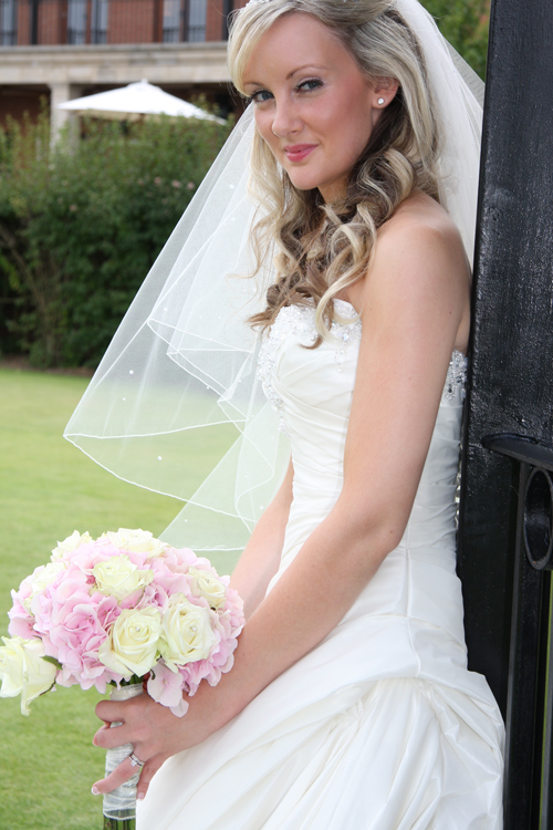 Essex wedding bride