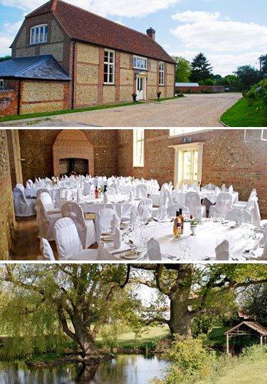greenstead barn essex weddings