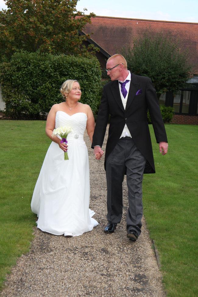 Holiday Inn Wedding Colchester